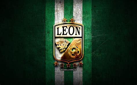 Descargar fondos de pantalla Club León FC, de oro logo ...