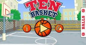 ten basket abcya  basketball scores info