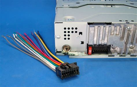 pioneer radio plug stereo wire harness deh ub ub