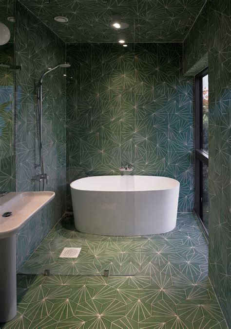 Tiles In Bathroom by Bathroom Tile Idea Use The Same Tile On The Floors And