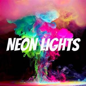 8tracks radio Neon Lights 13 songs