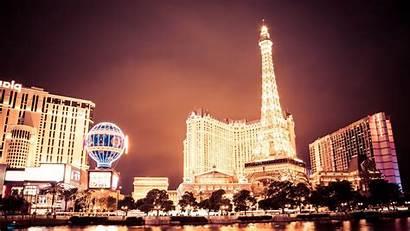 Vegas Las Night Travel Usa Tourism 4k