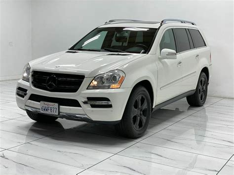 The gl350 has a turbodiesel v6 that test drivers said is a bit slow from a stop, but has plenty of power otherwise. 2012 Mercedes-Benz GL-Class GL 450 4MATIC AWD 4dr SUV | eBay