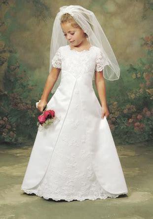 bride  dream  mini brides dress  flower girl
