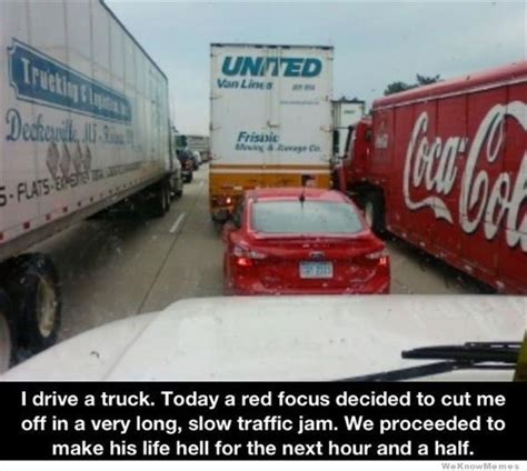 Funny Truck Drivers Quotes