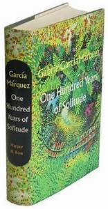 One Hundred Years of Solitude by GARCÍA MÁRQUEZ, Gabriel ...