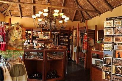 Curio Africa Lodge Tau Curios Pieces South