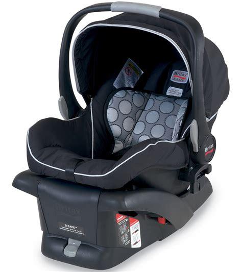 Britax Bsafe Infant Car Seat Black