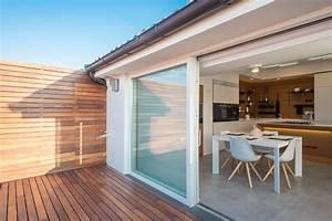 Attico 149 Balcone  Veranda  U0026 Terrazza In Stile Moderno Di