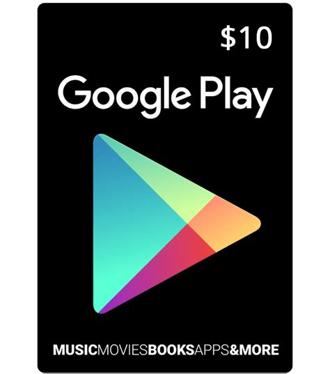 Google Play Card  (us) [email Delivery]