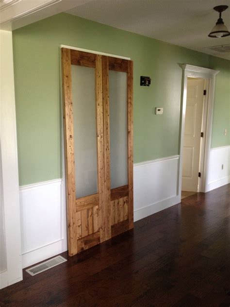 hometalk dress   mess sliding doors  laundry room
