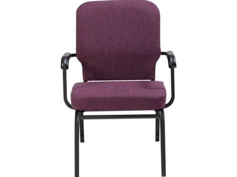 Stackable Church Chairs With Arms oversized church chair with arms scp 1041 stacking chairs