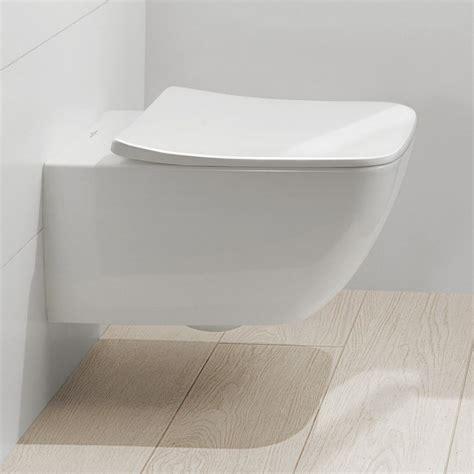 villeroy boch venticello rimless wall hung toilet