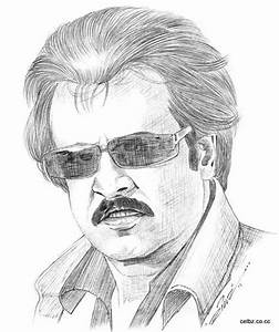 Famous Bollywood Celebrities Pencil Drawings