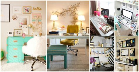 20 inspiring home office decor ideas that will your