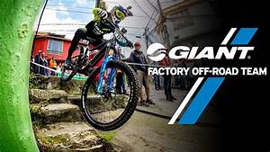 Giant Factory Off Road Team - EWS Manizales Round Up