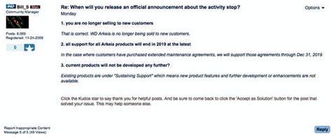 WD silently murders Arkeia backupware • The Register