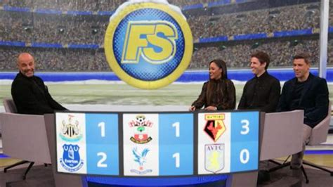 Final Score reporter gets cramp live on air - BBC Sport