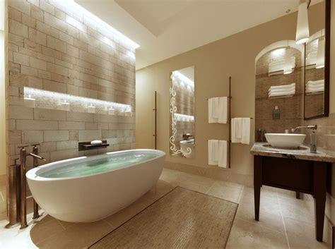 Spa Themed Bathroom by Tranquil Spa Inspired Bathroom Our Master Bath Is Spa