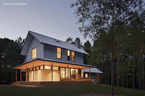 small cabin floor plans with loft farmhouse architect magazine in situ studio