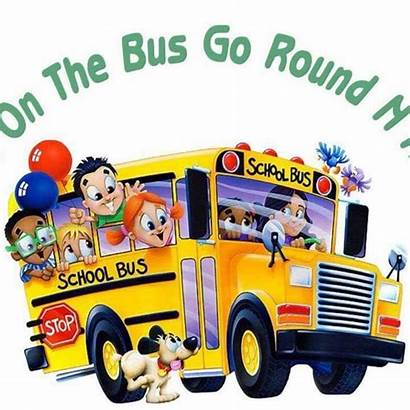 Bus Clipart Round Wheels Tidy Clipground Seekpng