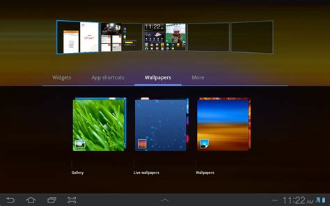 Animated Wallpaper For Tablet - how to change wallpapers on galaxy tab tablet android