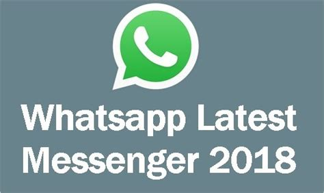 whatsapp messenger apk for android beta versions