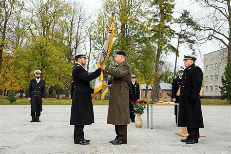 NBS Jūras spēku Mācību centram jauns komandieris | Sargs.lv