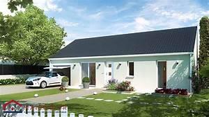 maison focus 80 modele low cost 100 bbc rt2012 With maison autoconstruction pas cher