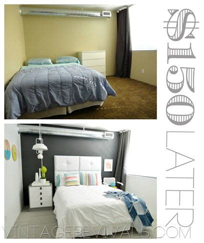 cheap bedroom makeover 51 best images about before and after on 11031
