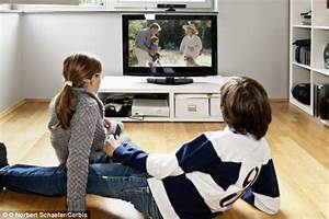 Can letting your children watch too much TV turn them into ...
