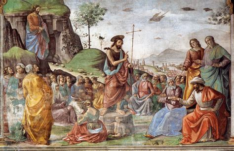 How John The Baptist Was Reshaped By Each Gospel