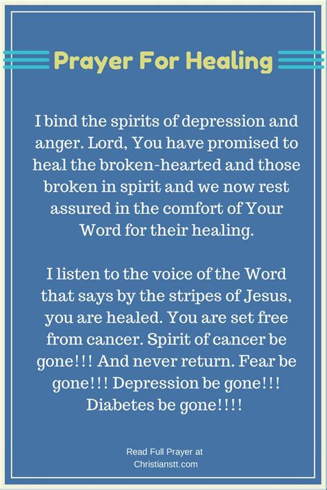 Healing Prayer Images Prayer For Healing Total And Complete Jesus