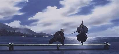 Anime Fight Samurai Champloo Scenes Epic Gifs
