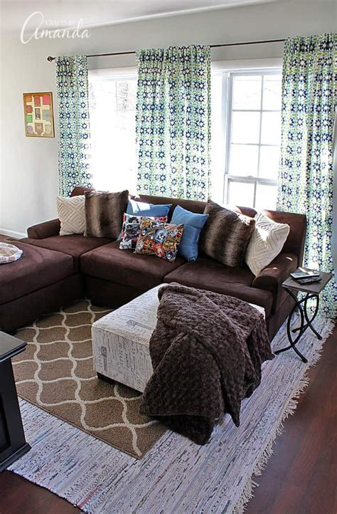 theater family room makeover
