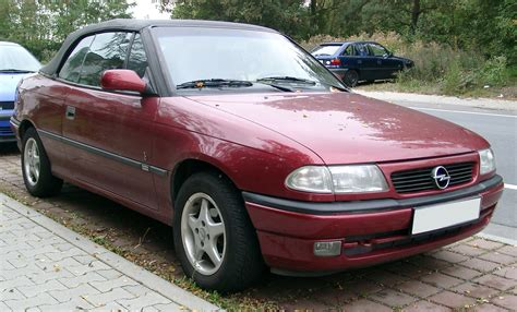 opel astra f cabrio 1994 opel astra f cabrio pictures information and specs auto database