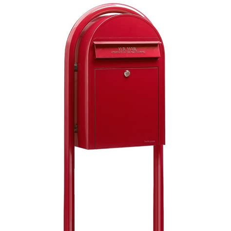 bobi mailboxes usps bobi classic red front access