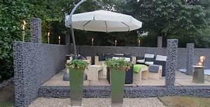 Gabionen Gartengestaltung Bilder : blog gabionen ideen ~ Eleganceandgraceweddings.com Haus und Dekorationen