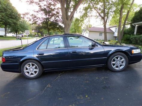 Purchase Used Cadillac Seville Sts Owner Runs
