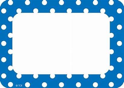 Polka Dot Dots Label Tags Labels Tag