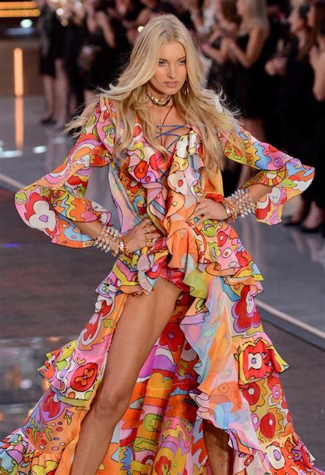 elsa hosk picture   victorias secret fashion show