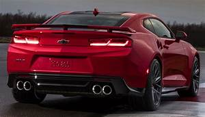 How Much Of A Beast Is Chevy U0026 39 S New Camaro Zl1 Compared To