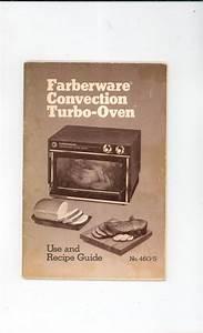 Farberware Convection Turbo Oven Model 460 5 Manual