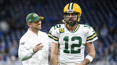 Green Bay Packers If Aaron Rodgers Wants To Win Another