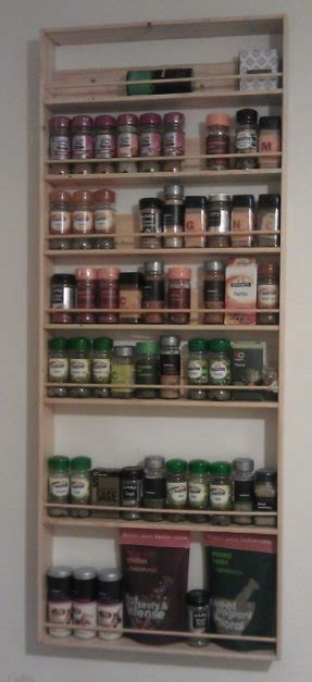 Wall Mount Spice Rack Ikea by Wall Hanging Spice Rack Foter