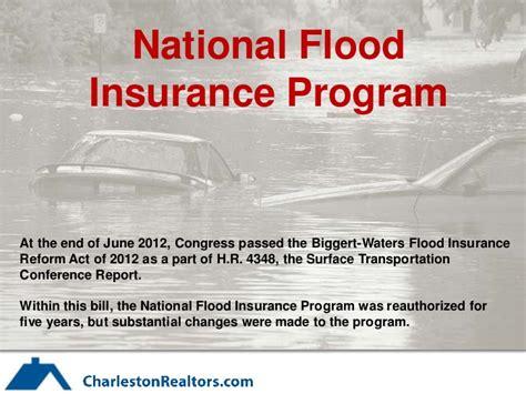national flood insurance program   update
