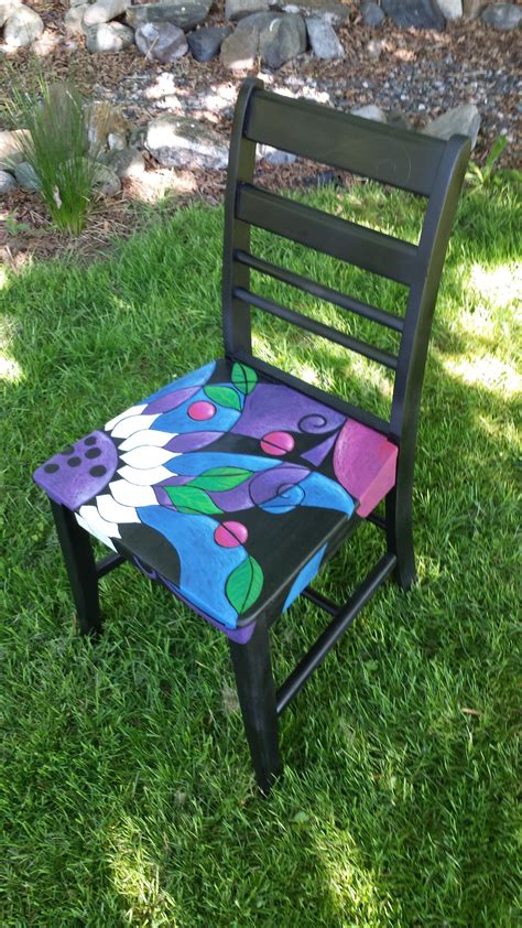 Garden Chairs For Sale by Chair By K Mader For Sale Refurb Painted