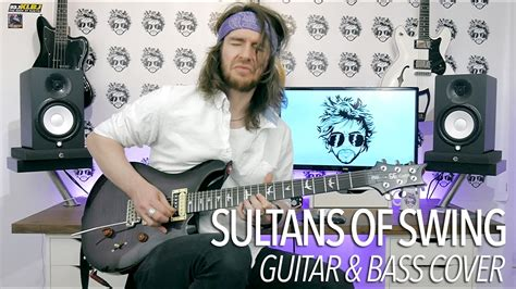 sultans of swing guitar cover sultans of swing dire straits guitar bass cover