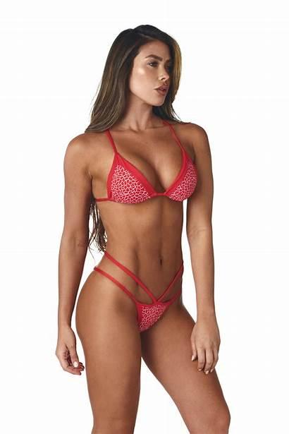 Ruby Bikini Strap Swimwear Syrena