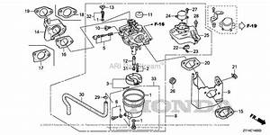 Honda Ex4500 Parts Diagram Carburetor  Honda  Auto Wiring Diagram